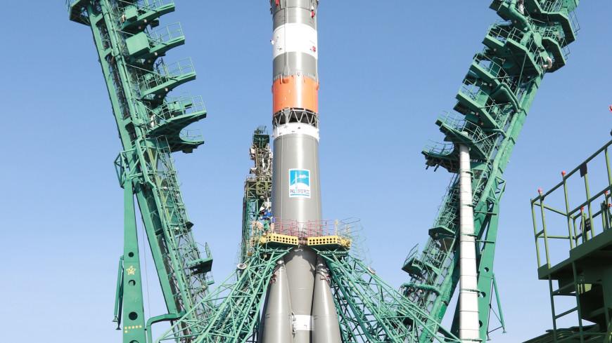 С Байконура стартовала ракета «Союз-2.1а» с кораблем «Ю. А. Гагарин»