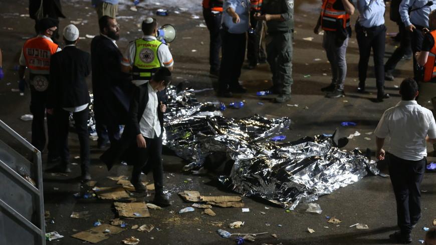 Путин выразил соболезнования Нетаньяху в связи с гибелью людей в Израиле