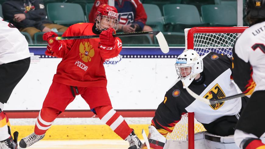 Новая легенда №17: Матвей Мичков стал звездой юниорского чемпионата мира