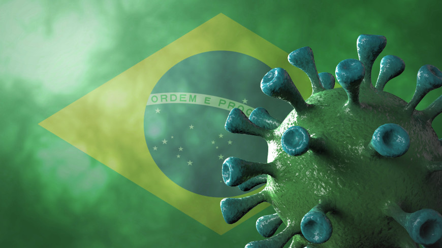 Главные новости за ночь: новый штамм COVID-19 из Бразилии, пожар в студенческом общежитии на Сахалине и клей для мозга из США