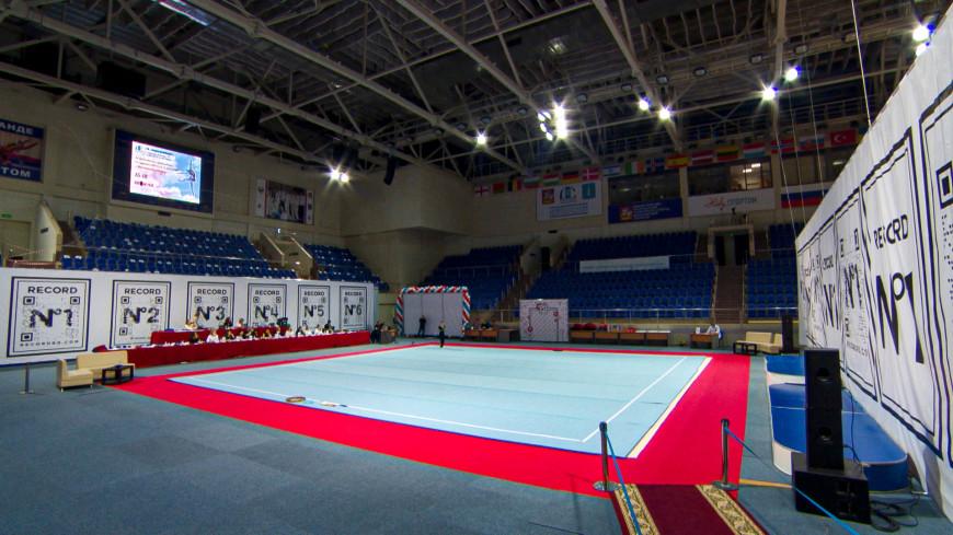 Соревнование гимнастов: в Подмосковье стартовал турнир по мужской художественной гимнастике