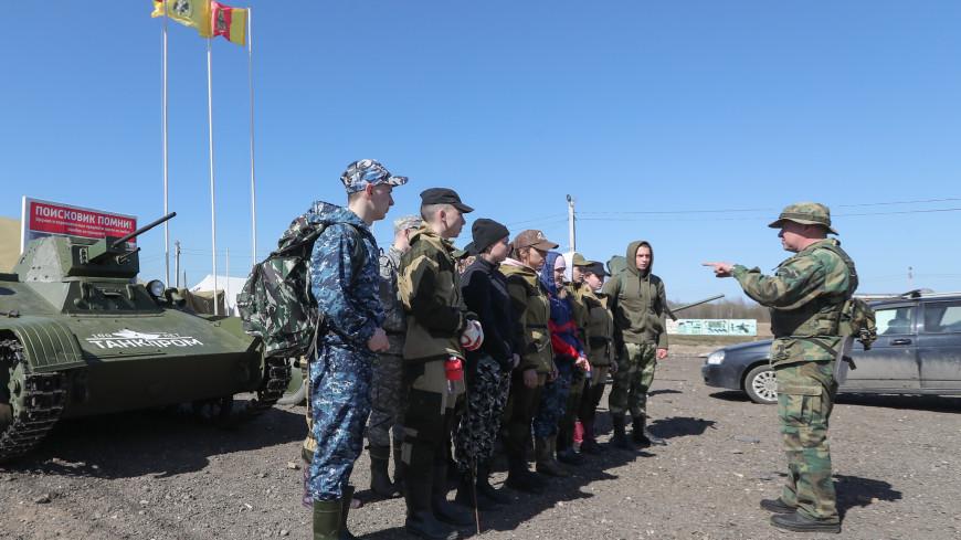 В Тверской области открылась международная поисковая экспедиция
