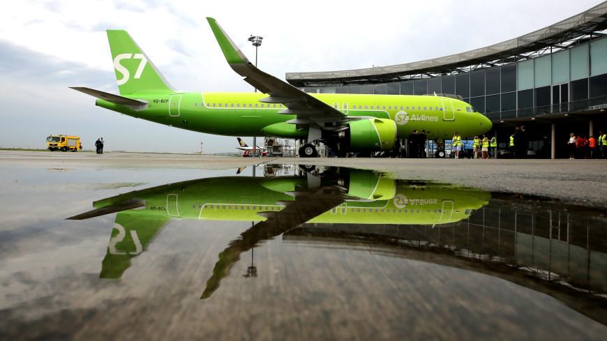 Компания S7 приостановила рейсы в Турцию с 15 апреля по 1 июня