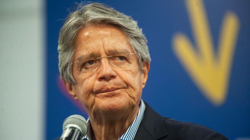 Гильермо Лассо одержал победу во втором туре президентских выборов в Эквадоре