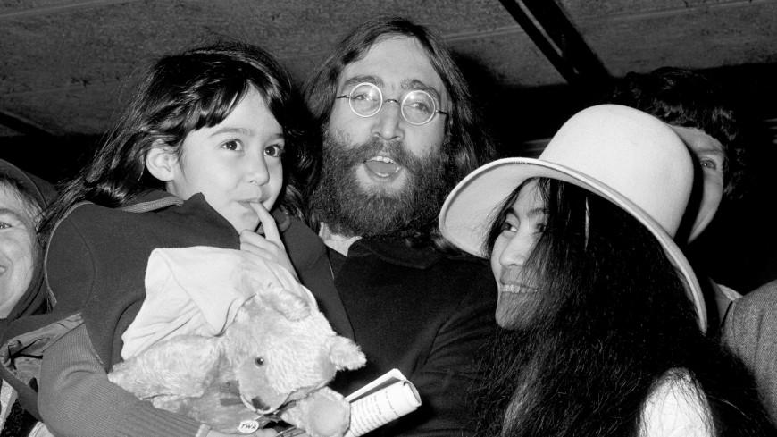 Редкие кадры: в Сети появились ранее неизвестные видеозаписи Джона Леннона и Йоко Оно