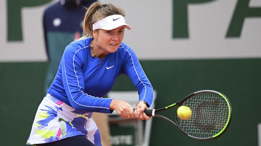 Теннисисты Гаэль Монфис и Элина Свитолина объявили о помолвке