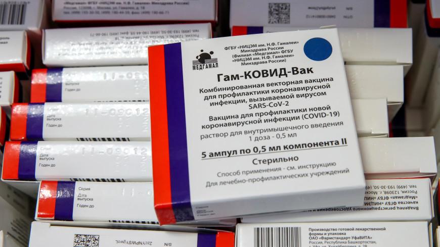 Индия стала 60-й страной, одобрившей российскую вакцину «Спутник V»