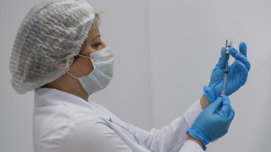 Каждый десятый россиянин вакцинировался от коронавируса
