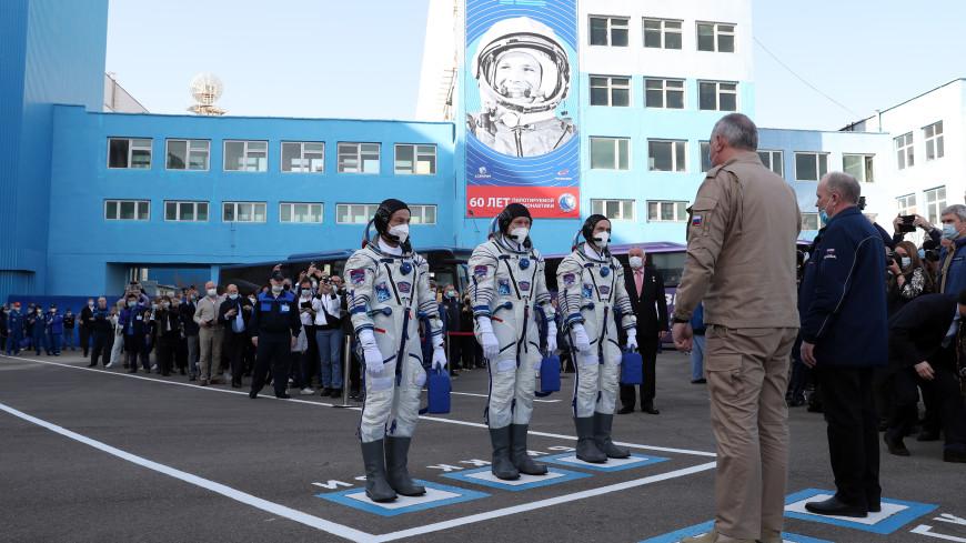 Как лечат космонавтов? «Секретные материалы» узнали секрет здоровья последователей Гагарина