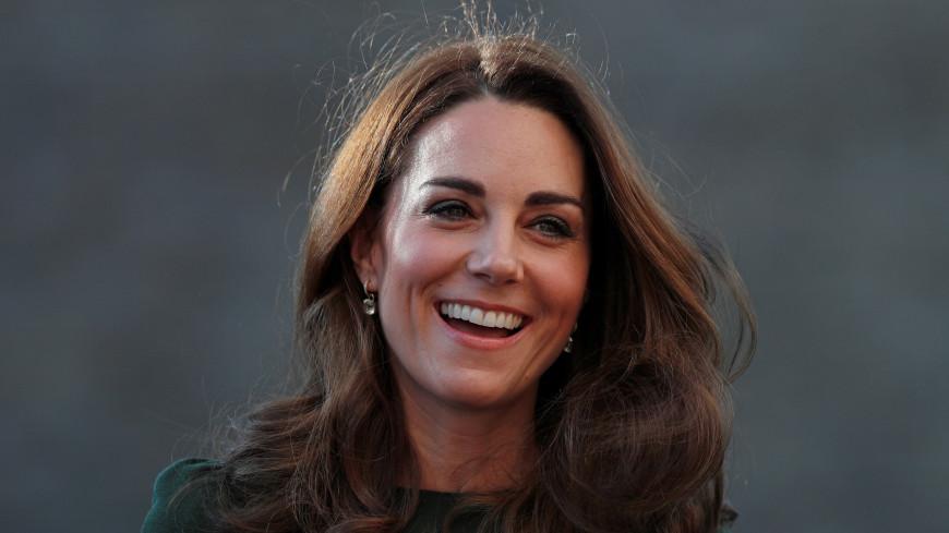 Кейт Миддлтон с детьми сходила на шоппинг по лондонским магазинам