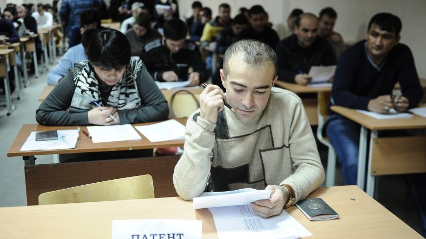 В Москве патенты для мигрантов станут электронными