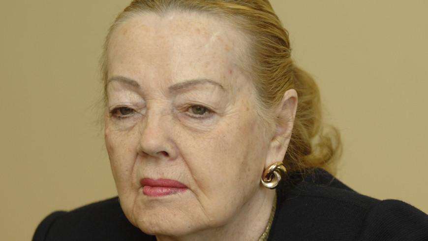 Заслуженная артистка РСФСР Ирина Моисеева скончалась на 97-м году жизни
