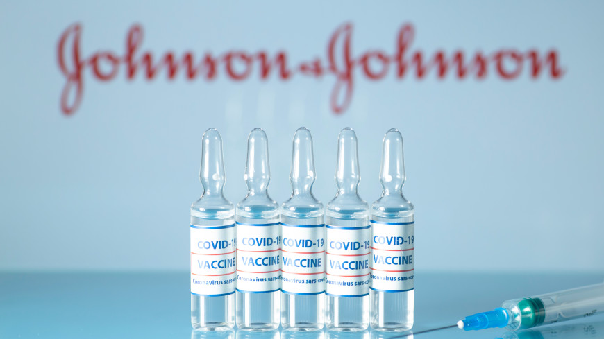 Johnson & Johnson отложила применение своей вакцины в Европе