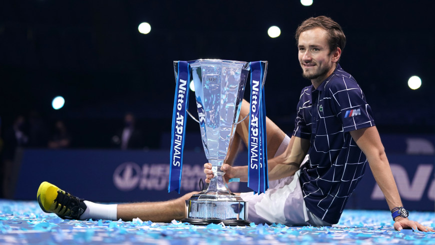 Российский теннисист Медведев вошел в список перспективных европейцев