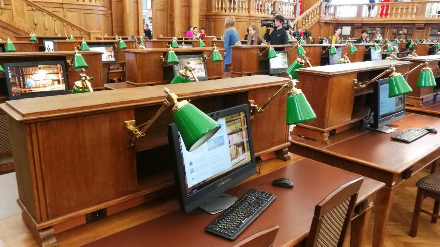 Причину потасовки в библиотеке Петербурга объяснили в шуточном ролике