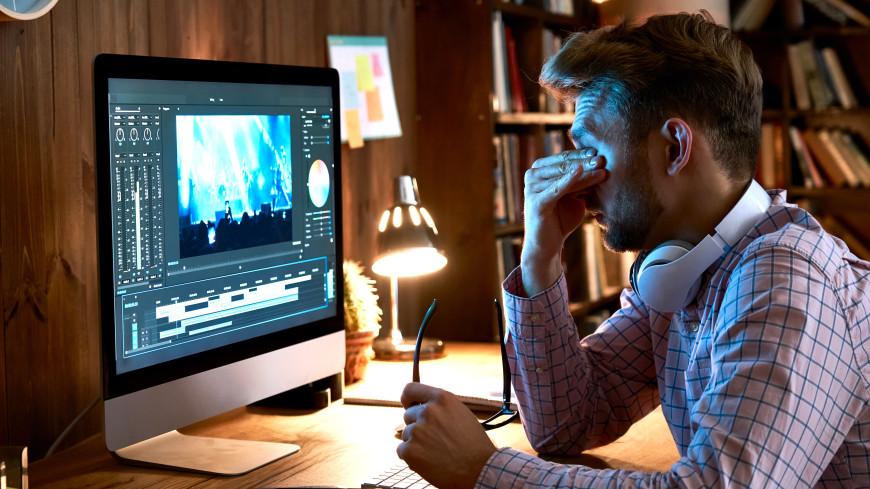 Синдром сухого глаза и травмы кисти: к чему может привести длительное использование компьютера?