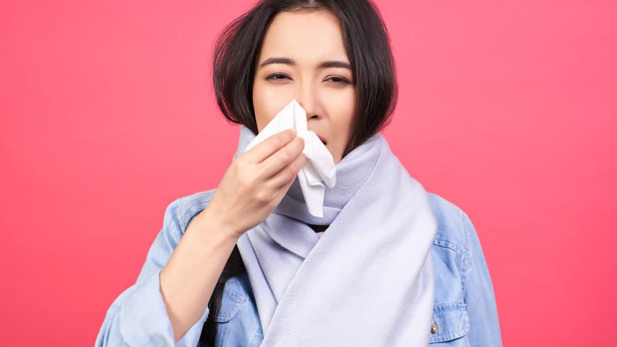 Заложенность носа связали с изменениями в мозговой активности