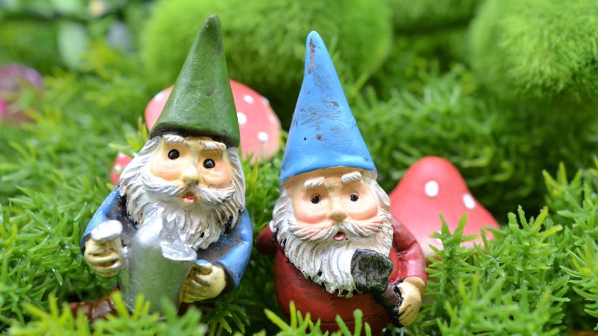 В Великобритании возник дефицит садовых гномов