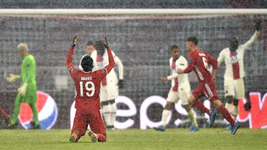 Лига чемпионов: «Бавария» проиграла ПСЖ, «Челси» на выезде победил «Порту»