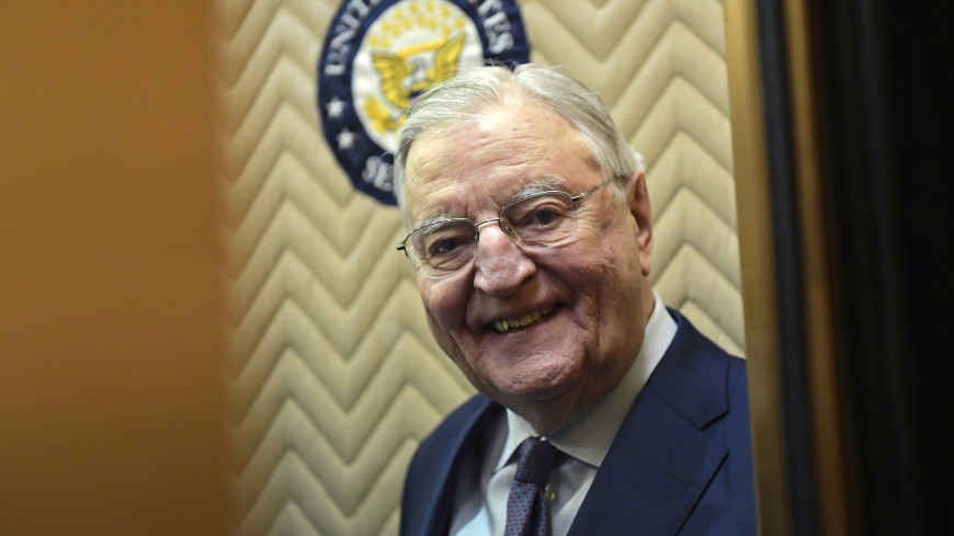 На 94-м году жизни умер бывший вице-президент США Уолтер Мондейл