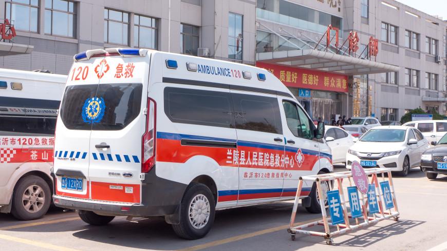 Два ребенка стали жертвами напавшего на детсад с ножом мужчины в Китае