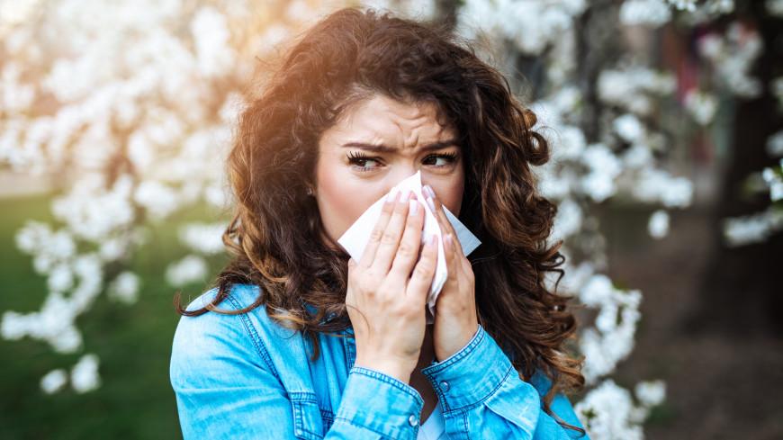 Время поллинозов: в Роспотребнадзоре рассказали о причинах сезонной аллергии