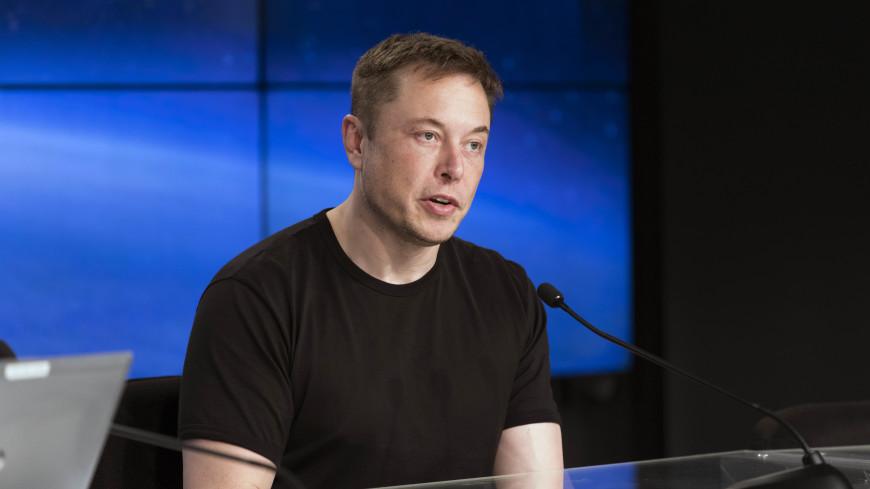 Илон Маск потерял $5 млрд после снижения цены акций Tesla