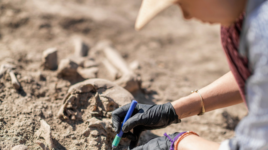 На Корсике нашли «Город мертвых»