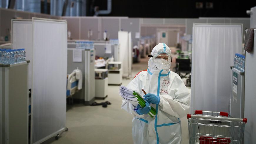 За сутки от коронавируса излечились почти девять тысяч россиян