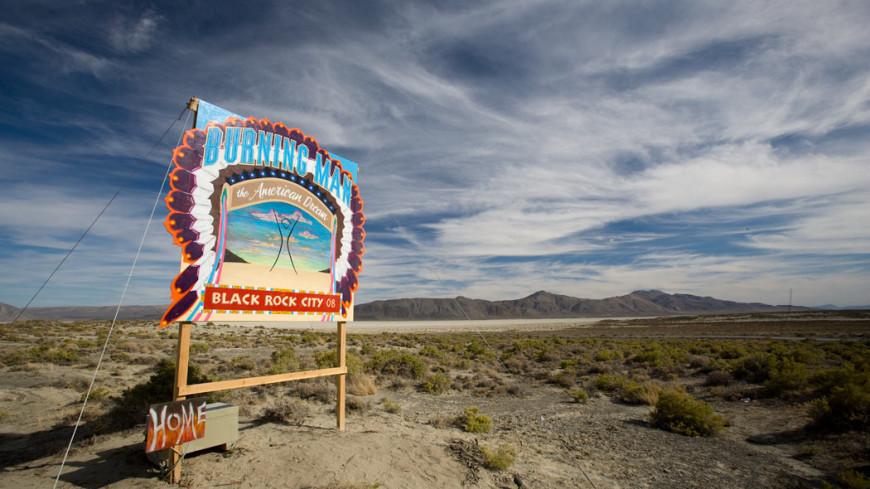 В США из-за коронавируса отменили фестиваль Burning Man
