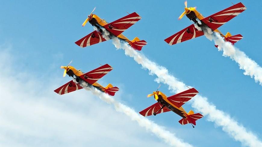Авиационный фестиваль «НЕБО: теория и практика» пройдет 22-23 мая в Балашихе