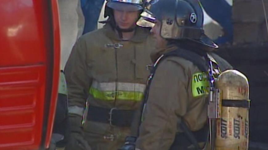 На Сахалине произошел пожар на нефтеперерабатывающем заводе