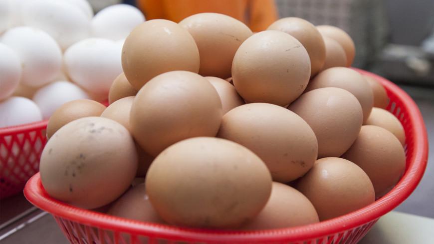 В России подорожали куриные яйца и сахар