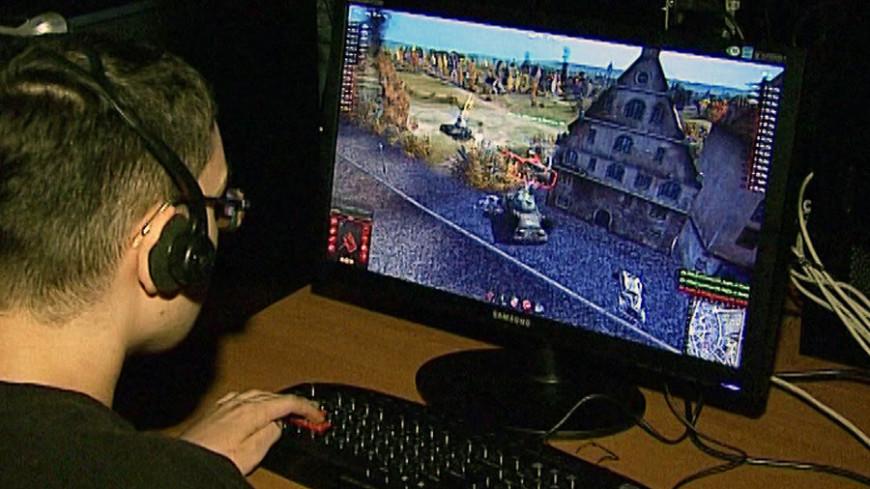 """Фото: """"«МИР 24»"""":http://mir24.tv/ _(скриншот)_, игры, компьютер"""