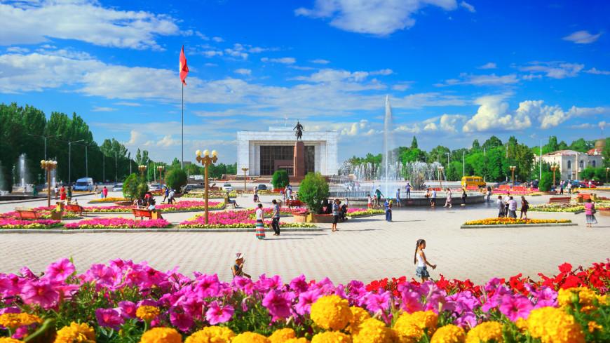Погода в СНГ: в Бишкеке готовятся запустить фонтаны, на юге Армении поспела черешня