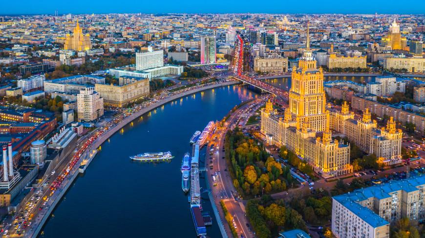 Москва номинирована на пять наград европейского этапа премии World Travel Awards