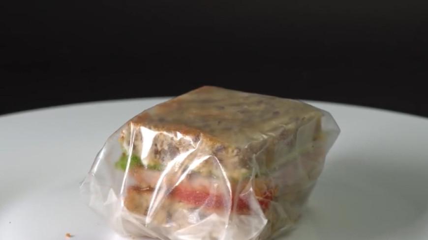 Съедобная упаковка: на Урале создали экологичную пищевую пленку