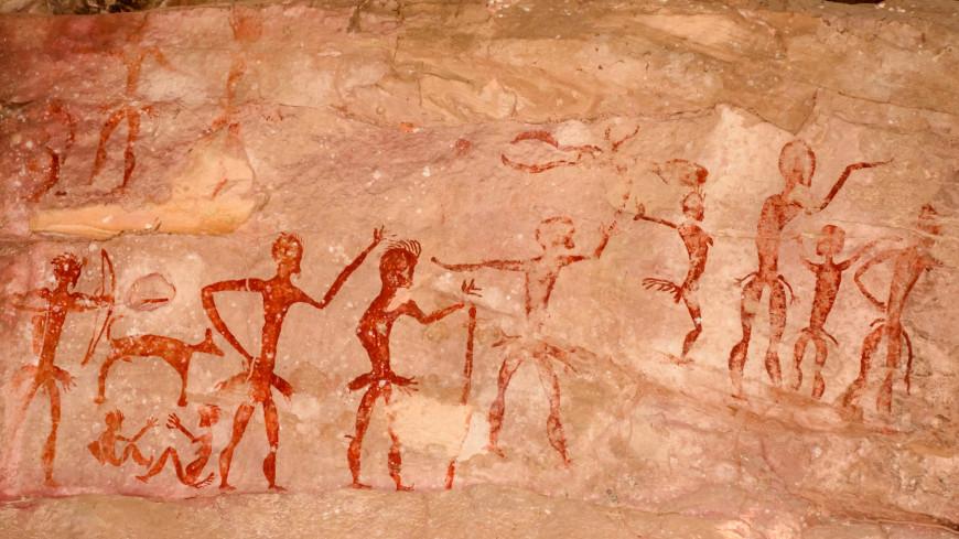Наскальная живопись возникла благодаря галлюцинациям древних людей