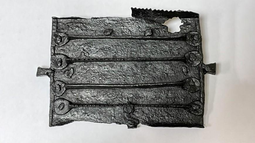 В центре Москвы археологи обнаружили расческу для лошадей XVII века