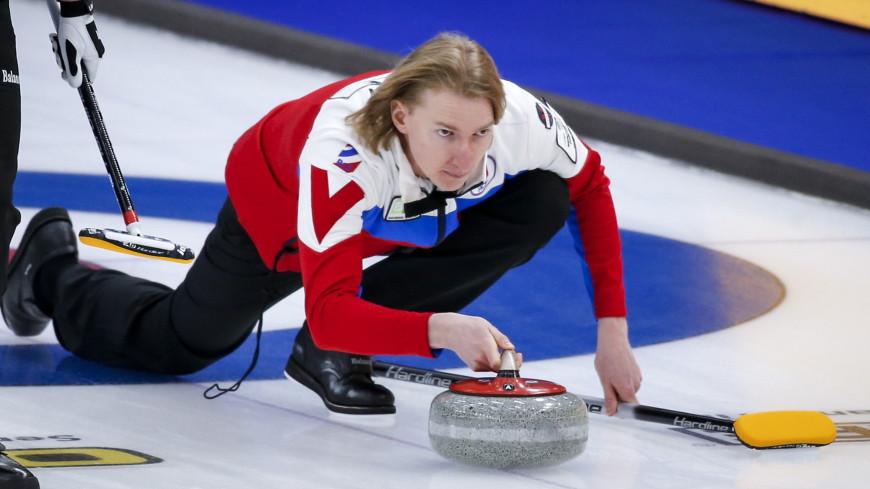 Сборная России заняла четвертое место на первенстве мира по керлингу
