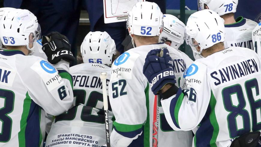 «Югра» из Ханты-Мансийска стала сильнейшей в ВХЛ, выиграв Кубок Петрова