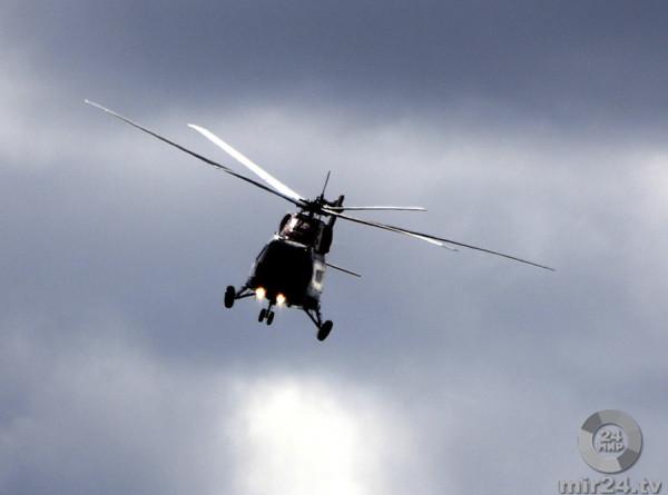 Крушение вертолета в Калифорнии: погибли четыре человека