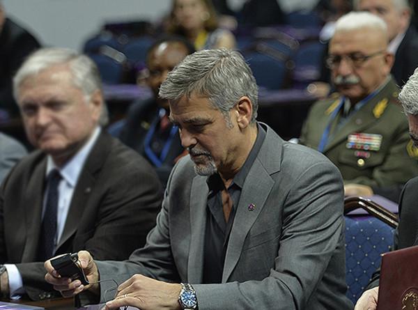 Джордж Клуни прокомментировал слухи о пополнении в семействе
