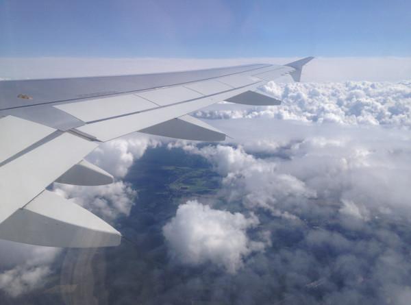 Самолет Nordwind вынужденно сел в Екатеринбурге из-за отказа гидросистемы