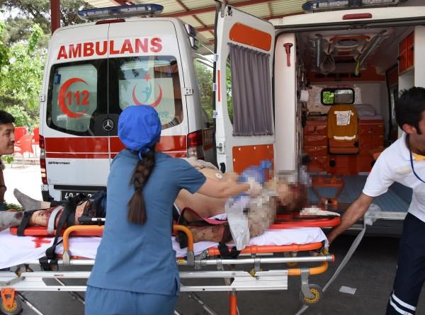 ДТП в Турции: троим пострадавшим россиянам сделаны операции