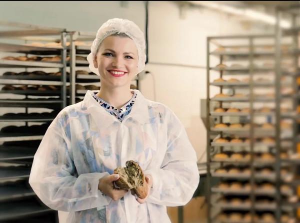 Виктория Долгих: Хочется, чтобы наш хлеб был в каждой семье