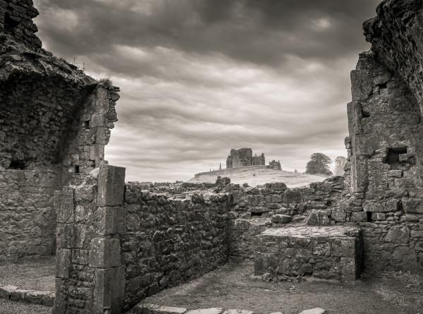 На шотландском острове Эланд нашли руины «замка-призрака»
