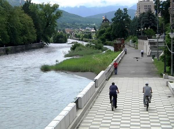 Владикавказ: счастье в горах, горных водах и гостеприимстве горцев
