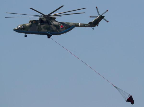 Совместные военные учения России и Узбекистана начались на границе с Афганистаном