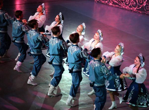 Танцы большой страны: национальный балет «Кострома» представит в Москве грандиозное шоу